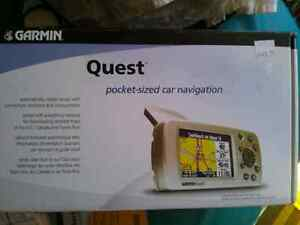 Gps Garmin quest