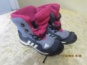 Bottes / Soulier Sport hiver Adidas pour fille