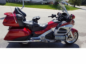 2012 Honda Goldwing GL1800AL w/Nav