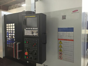 brand new Vertical machining center two year warranty