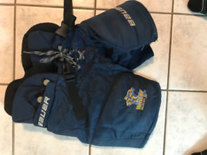 Whitby Wildcats Youth Medium Pants