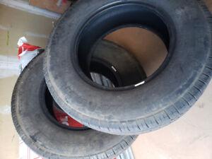 Michelin LTX A/S  LT265/70R17