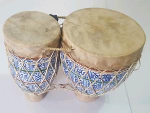 Moroccan Bongo Drums