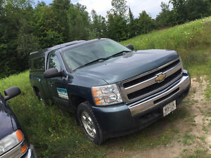 2009 Chevrolet Silverado 1500 Pickup Truck Peterborough Peterborough Area image 2