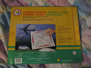 DOUBLE  SERIES TRAVEL GAME