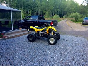 2008 can am 450
