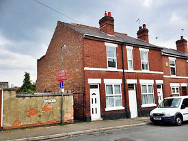 Farm St, Stockbrook, Derby -Lovely 2 Bed & Walking distance to City Centre!