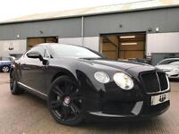 2012/62 Bentley Continental 4.0 V8 TWIN TURBO GT Coupe 2dr Petrol Auto HUGE SPEC