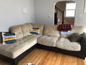 Strange Sectional Buy And Sell Furniture In Moncton Kijiji Gmtry Best Dining Table And Chair Ideas Images Gmtryco