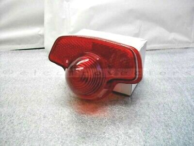 REPLICA LENS FOR LUCAS 679 REAR LAMP TRIUMPH AND BSA 1967 TO 1973 5457