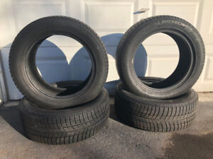 MIchelin X-Ice  Snow Tires-Like new