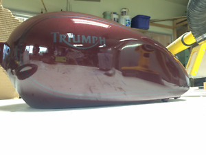 Custom paint,Motorcycles,Fabrication,Autobody,Machining,Marine