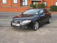 2007 Audi A4 2.0TDI ( 170PS ) S LINE + FSH