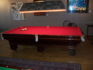 Pool Table Mover 40+ Years Experience Call/Text 647-342-0123