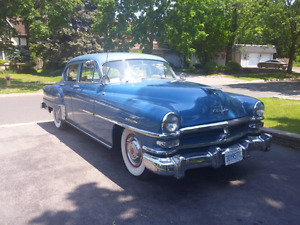 Classic 1953 Chrysler Windsor Deluxe