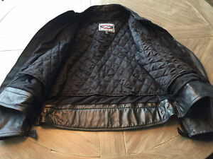 Motorcycle Jacket with zip out liner North Shore Greater Vancouver Area image 2