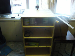 Home made Rolling Tool caddies, hobby work bench, work station