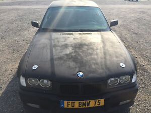 BMW série 3 Super Charge