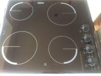 Zanussi brand new electric hob for sale