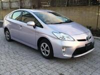 Toyota Prius 2013 PRIUS 1.8 HYBRID AUTO FULL LEATHERS PCO DVD/GPS FINANCE AVAILA