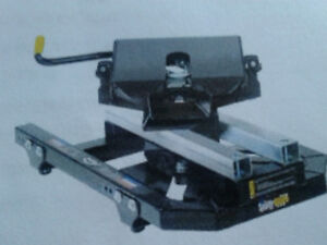 16,000 lb Pullrite SuperGlide 5th wheel hitch