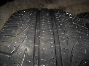 4 ---- 205/55/R 16 PIRELLI ALL SEASON TIRES