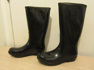 New - size 11, SUPERFIT GINGER waterproof, rain boots for women