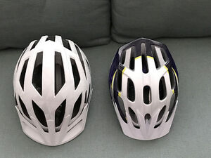 Men's and Woman's Bicycle Helmets