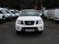 2013/13 NISSAN NAVARA ACENTA 190 4WD 2.5DCI EURO 5 4 DOOR D/CAB PICK-UP DIESEL