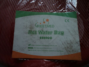 Hot water bag Kitchener / Waterloo Kitchener Area image 2