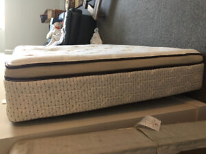 Selling Double Pillow Top Mattress - Great condition