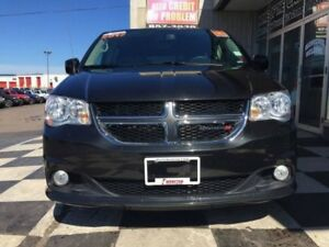2017 Dodge Grand Caravan Crew with Leather Seating