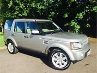 2011 Land Rover Discovery 4 3.0 SD V6 XS SUV 5dr Diesel Automatic (244