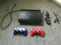 PS3 12gb + accessories