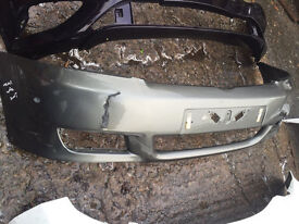 2008 Toyota verso genuine front bumper 2014 model also available can posr