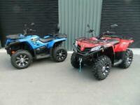 Quadzilla C Force 450 road legal ATV Quad Bike