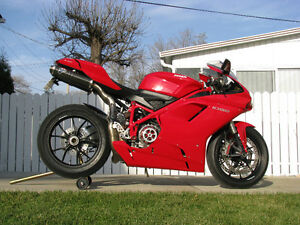 Ducati 1098 Superbike with lots of ad ons,very low kms, like new