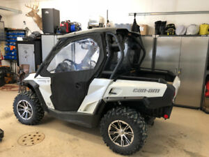 2013 CAN AM COMMANDER 1000 LTD GPS