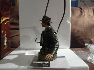 Indiana Jones Collectible  Bust West Island Greater Montréal image 4