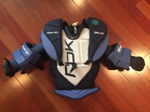 RBX YOUTH GOALIE CHEST PIECE