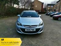 2015 Vauxhall Astra 1.4i Turbo SRi 5dr +Low Miles +ULEZ +Cheap Insurance