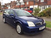VAUXHALL VECTRA 12 MONTHS MOT STARTS AND DRIVES PERFECT