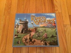 The King's Armory - The Tower Defense Board Game Gatineau Ottawa / Gatineau Area image 1