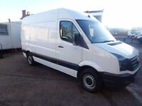 Volkswagen Crafter 2.0TDi ( 136PS ) CR35 MWB 2011 1 company owner