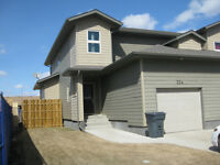 New townhouse for rent in Yorkton