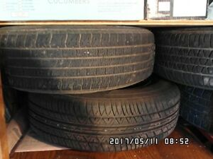 TIRES -Set of 4 - Motomaster AW II - R14