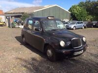 London Taxi International TX1 LTI