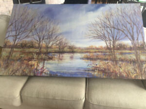 Large Wall Art painting