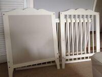 IKEA baby's cot