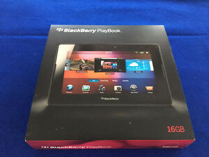 16GB Blackberry Playbook & Otterbox